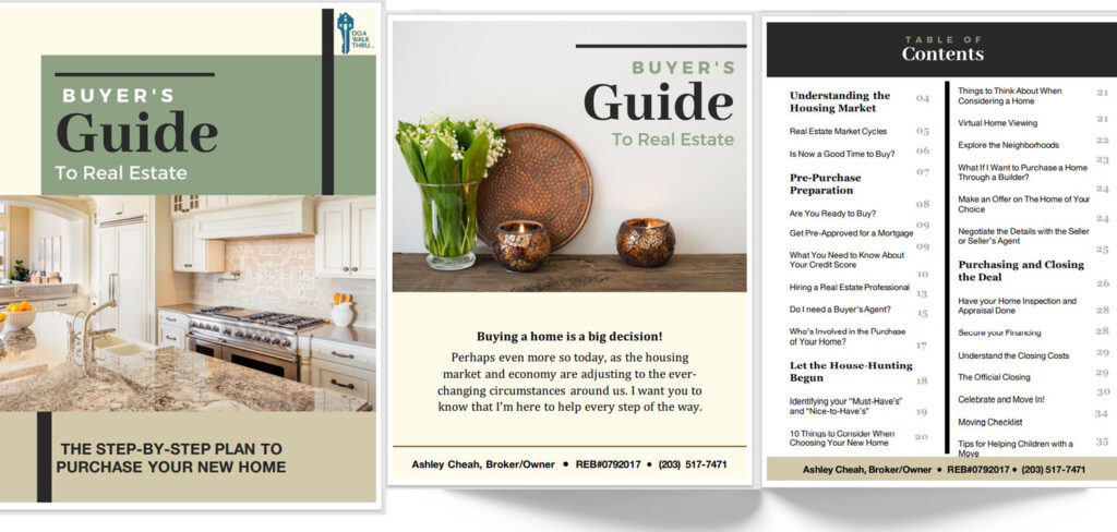 Buyer's Guide to Real Estate The Step by Step Plan to Purchase Your New Home