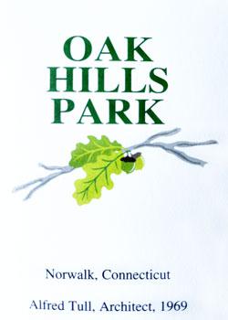 Oak Hills Park, Norwalk, Connecticut Alfred Tull Architect 1969