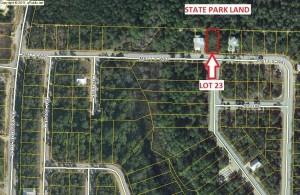 Lot 23 Matts Way, Blue Mountain Beach FL 32459 - Blue Mountain Beach Real Estate