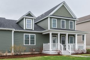 Townhome in South Burlington's South Village