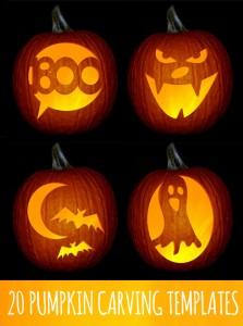 Pumpkin Carving Templates at Vivint.com