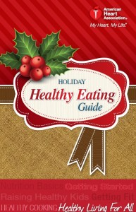 American Heart Association Holiday Healthy Eating Guide