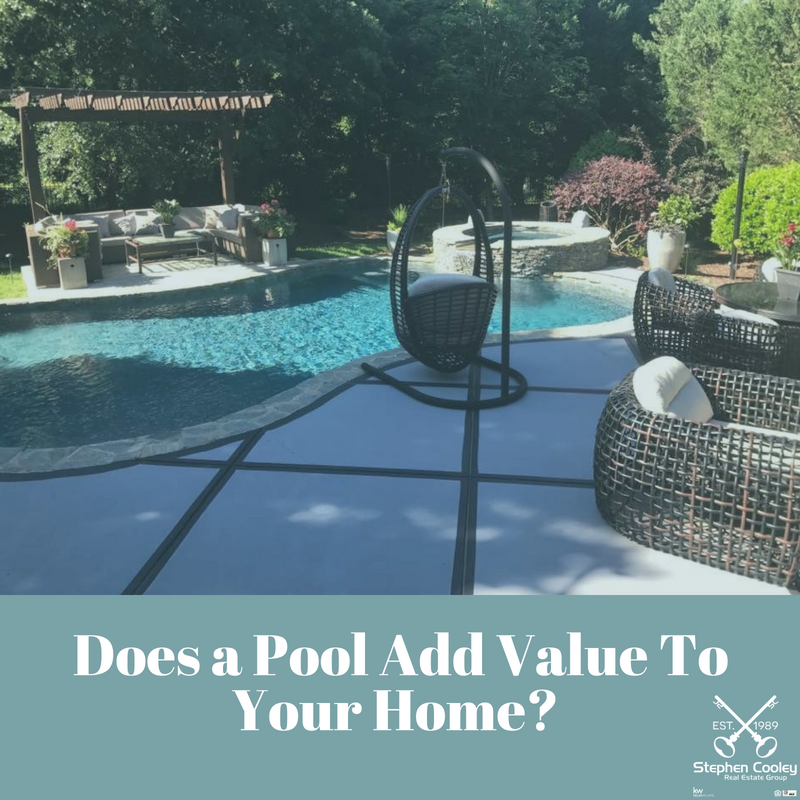 Adding A Pool To Your Home, Is It A Value Add?
