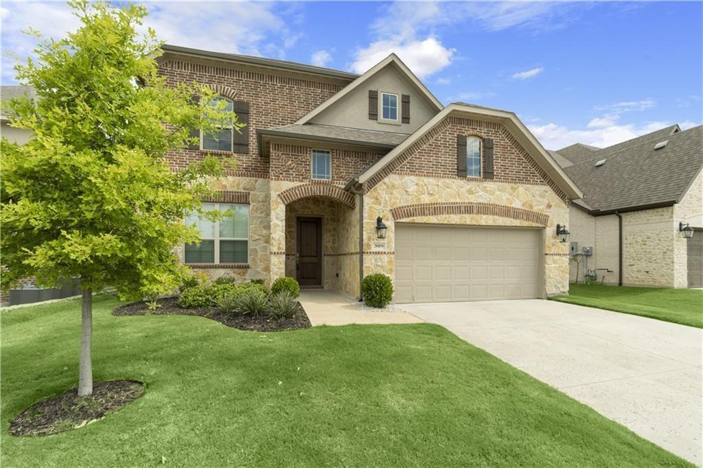 309 Ridgewood Drive, Lewisville TX
