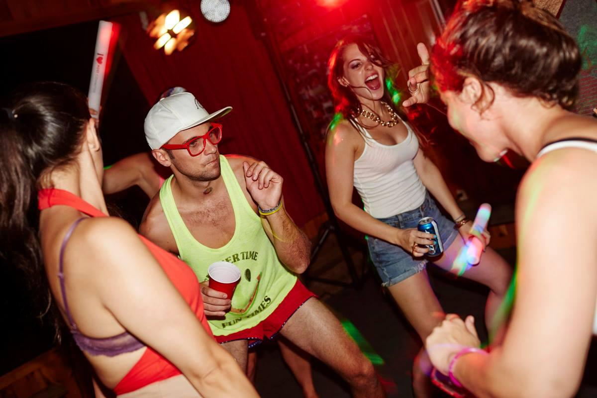 CNC dance party