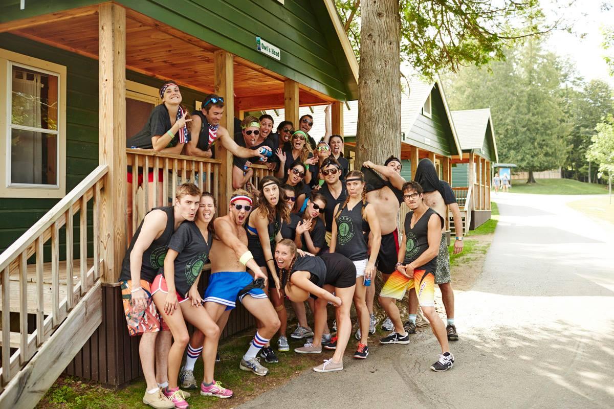 Camp No Counselors