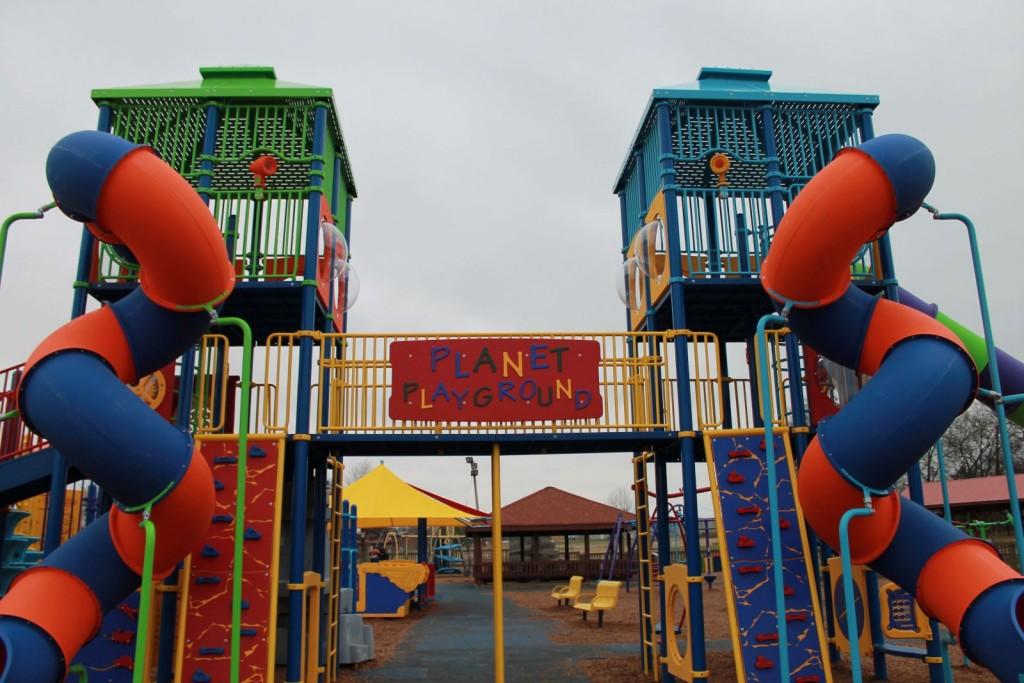 Planet Playground