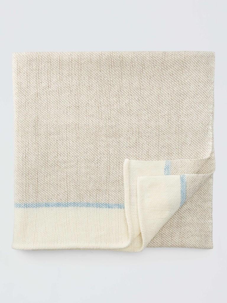 Draper James wool blanket