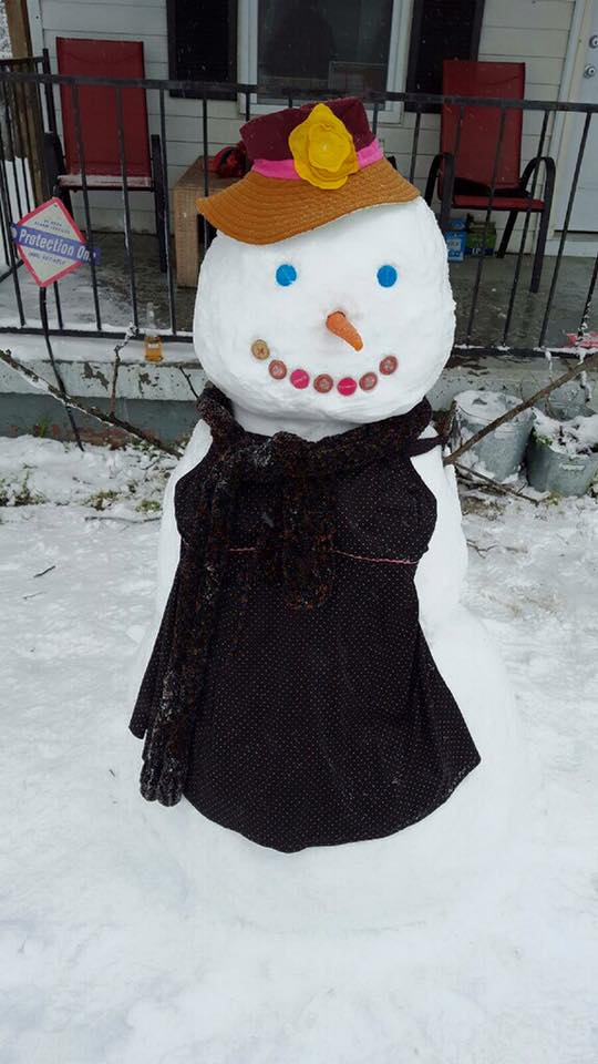 Snowmaam
