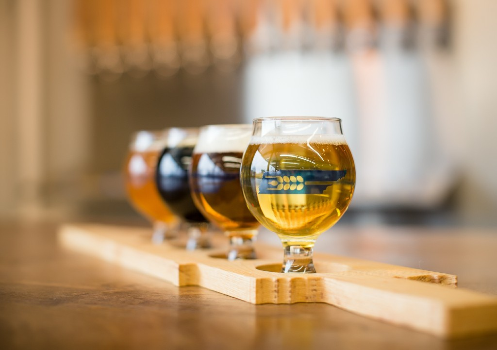 Southern Grist beers