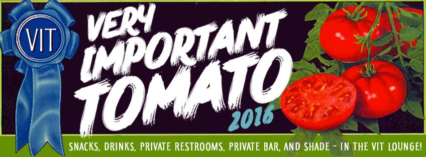 Very Important Tomato