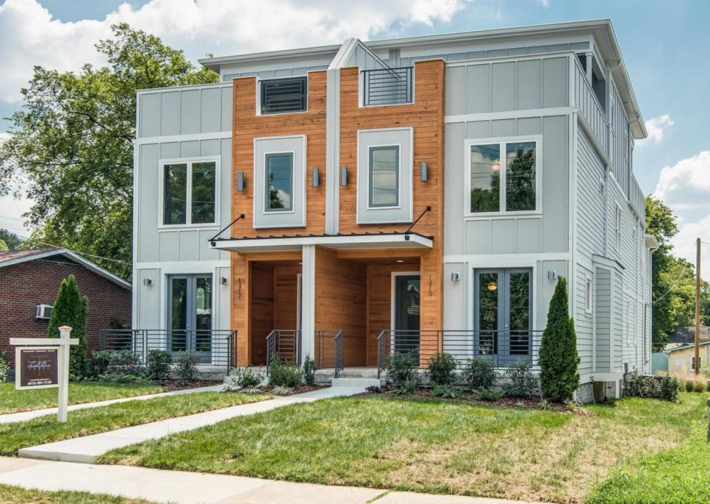 Modern Architecture Nashville Tn modern homes on the market in nashville: january 2017 | ashley