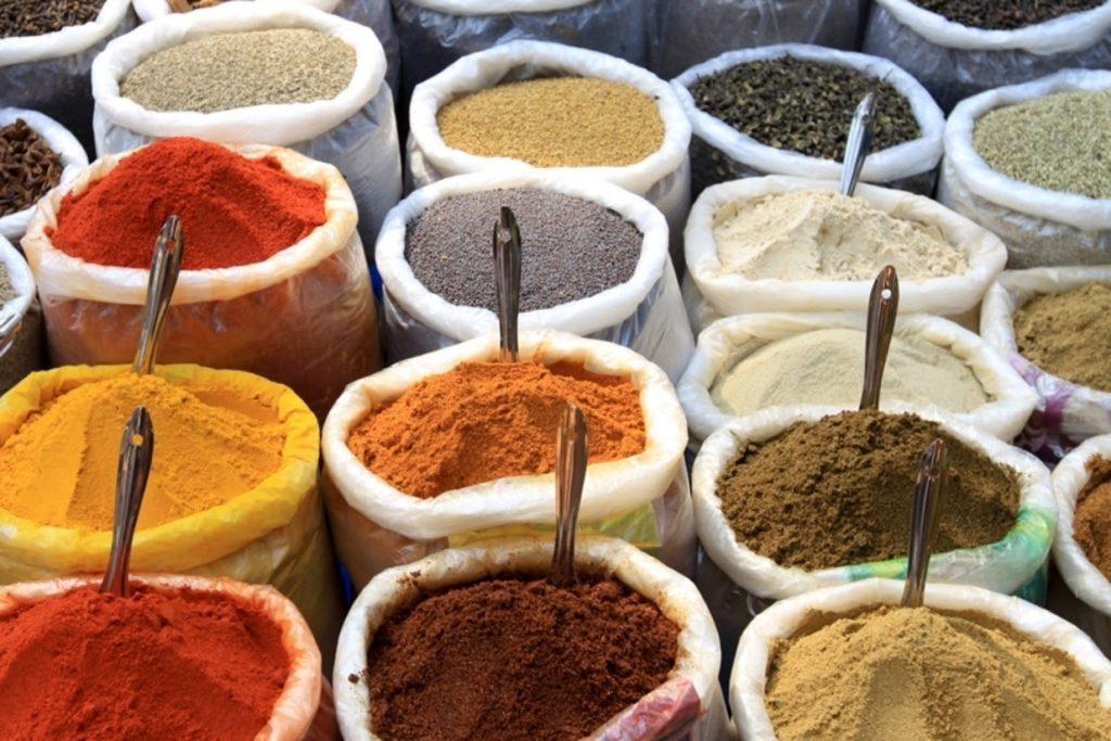 miel-spices