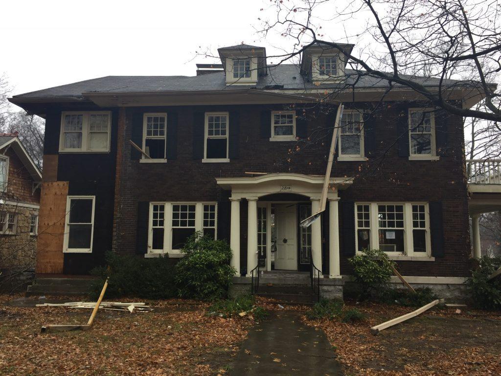 renovating a historic home in Nashville