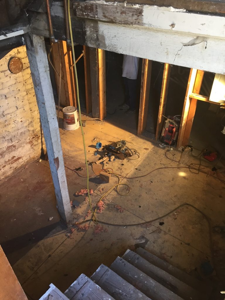 renovating a historic Nashville home