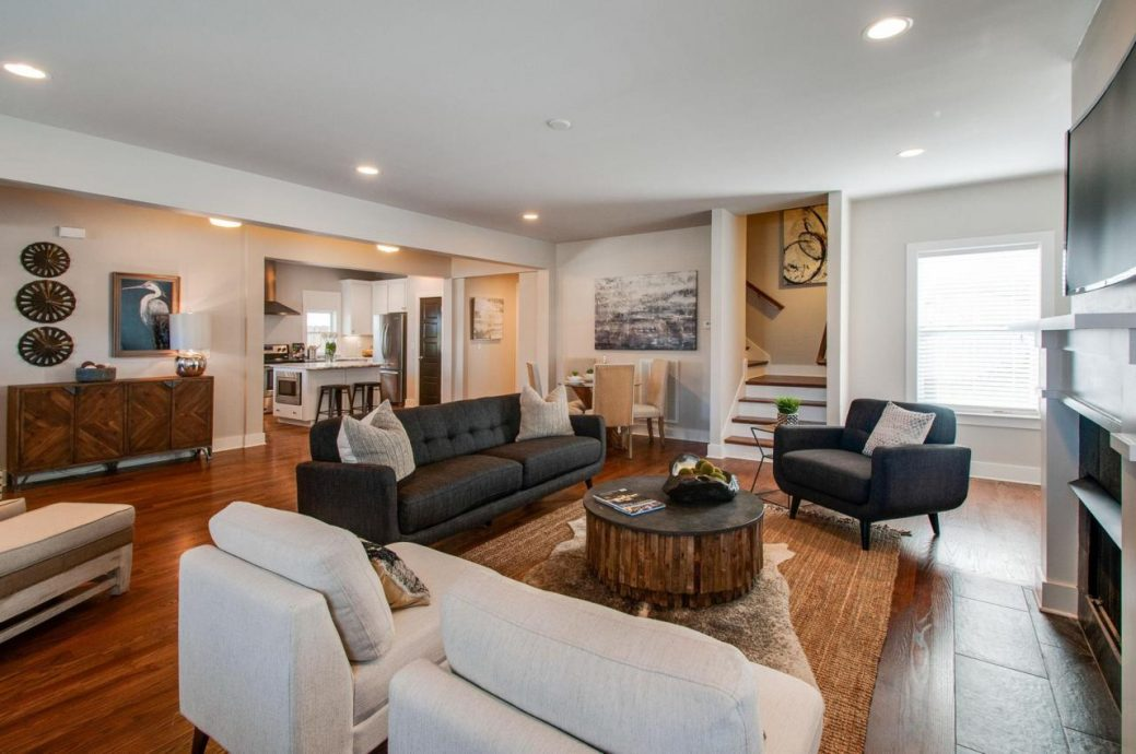 Nashville: Are Open Concept Homes On The Way Out, Or Still