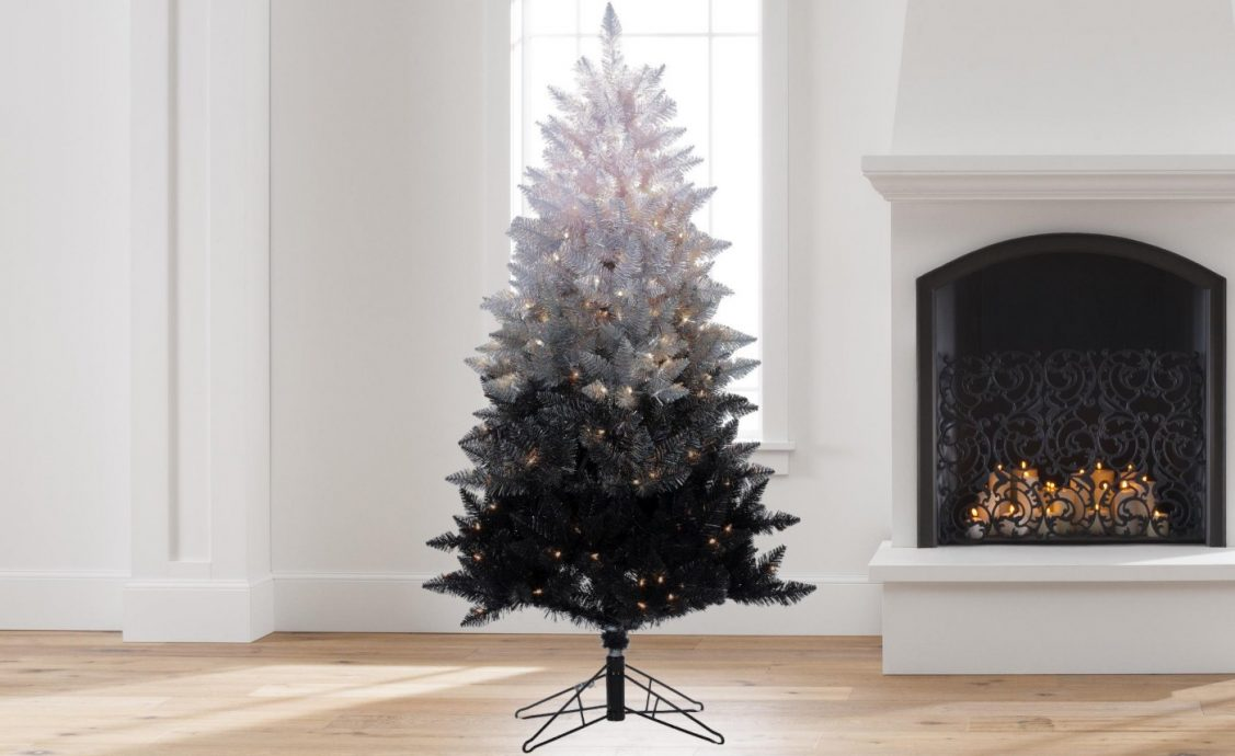 The Christmas Tree Trends Of 2018 Ashley Claire Real Estate