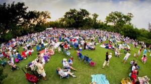 Airlie Gardens Concert Series