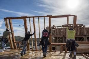 Home Builders' Confidence Rises