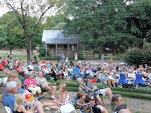 Grooves in the Grove Concert