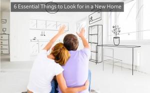 New Home Essentials