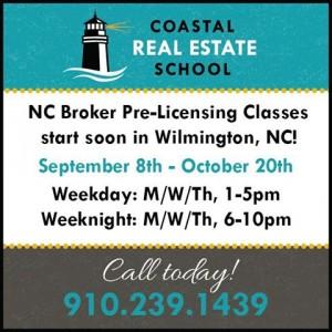 Pre Licensing Sept 8