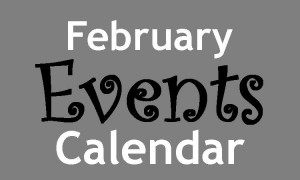 Feb calendar of events