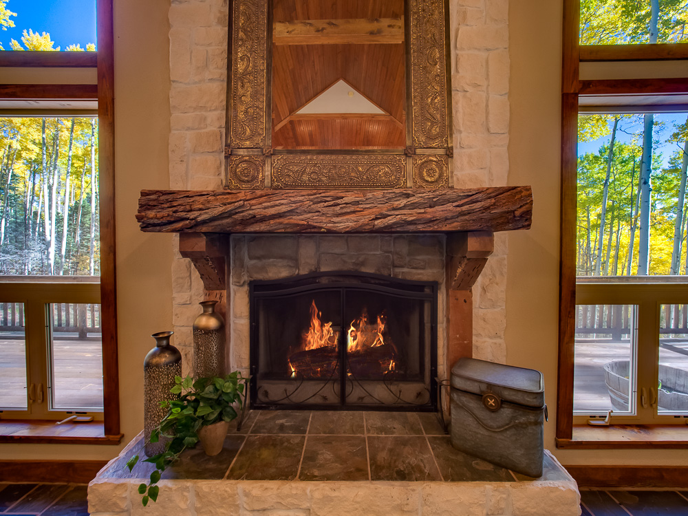 Feature image of Chisum Realty Groups Fireplace Maintenance blog
