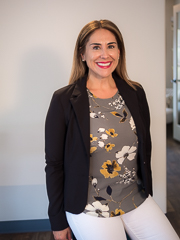 Amanda Tafoya buyer specialist for Taos New Mexico