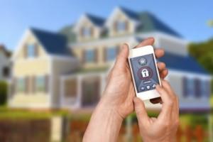 Smart-Home-Keyless-door