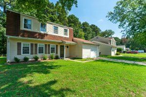 House for sale in Hampton, Newgate Village, Abbitt Realty