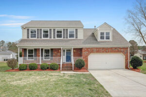 House for sale in Poquoson, 6 curson ct, Abbitt Realty