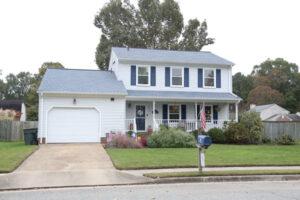 Home for sale in Hampton