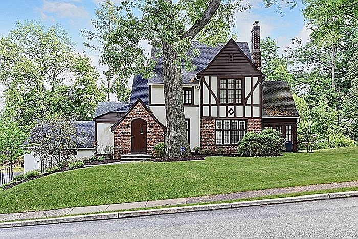 4 bedroom tudor style home for sale in west orange essex for Tudor style homes for sale