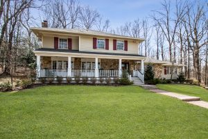 4 Bedroom Colonial on Over 4 Acres for Sale in Mendham, NJ