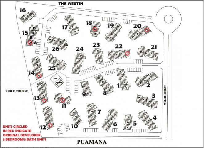 Puamana_Map_Kauai_RealEstate_condo_rental_golfcourse_oceanview
