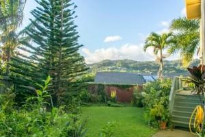 Horita Road Koloa Kauai Yard