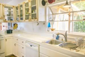 Horita Road koloa kauai lawai shabby sheik kitchen