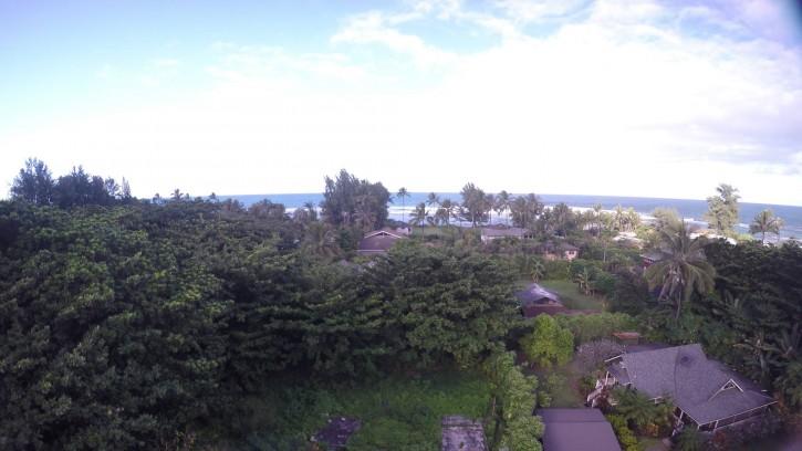 Haena Lot dirt aloha north shore kauai building site vacant land realtor billy O'sullivan wainiha haena land vacant
