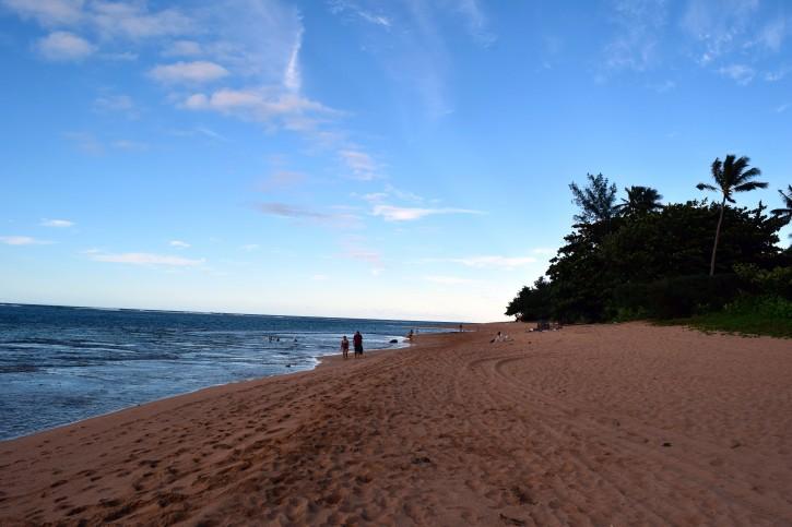 Beach haena north shore land for sale haena listing lot build a new home