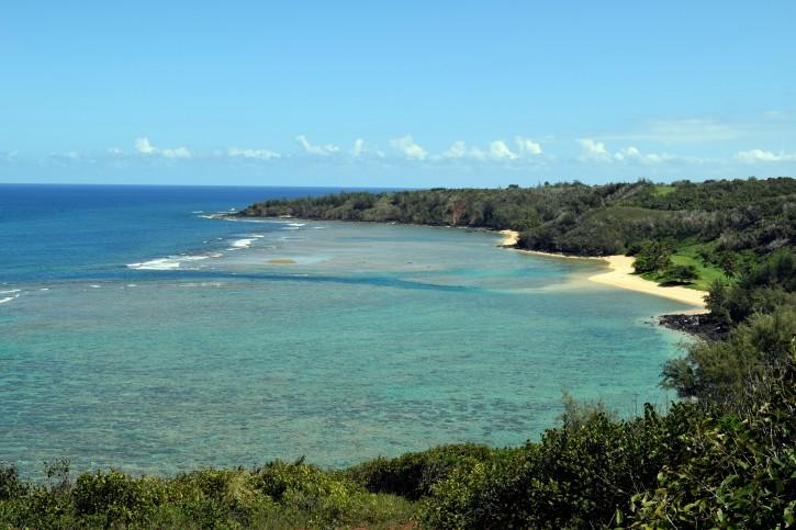 Beautiful beaches north shore kauai listing real estate land for sale building lot