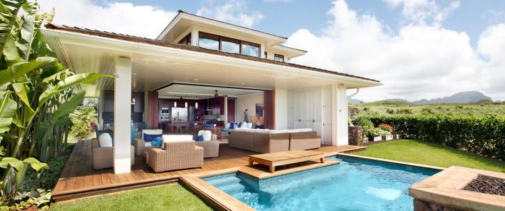 Kukuiula Makai Custom Golf Course Home Kauai Poipu South Shore Estate Koloa