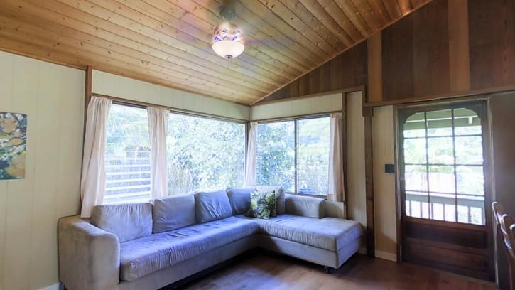 4445 Hookui Kilauea Home For Sale on Kauai oversized corner lot large garage 1641