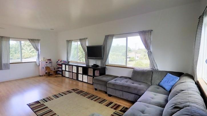 4445 Hookui Kilauea Home For Sale on Kauai oversized corner lot large garage 164142