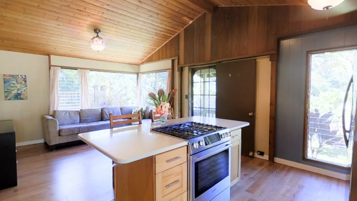 4445 Hookui Kilauea Home For Sale on Kauai oversized corner lot large garage 1691