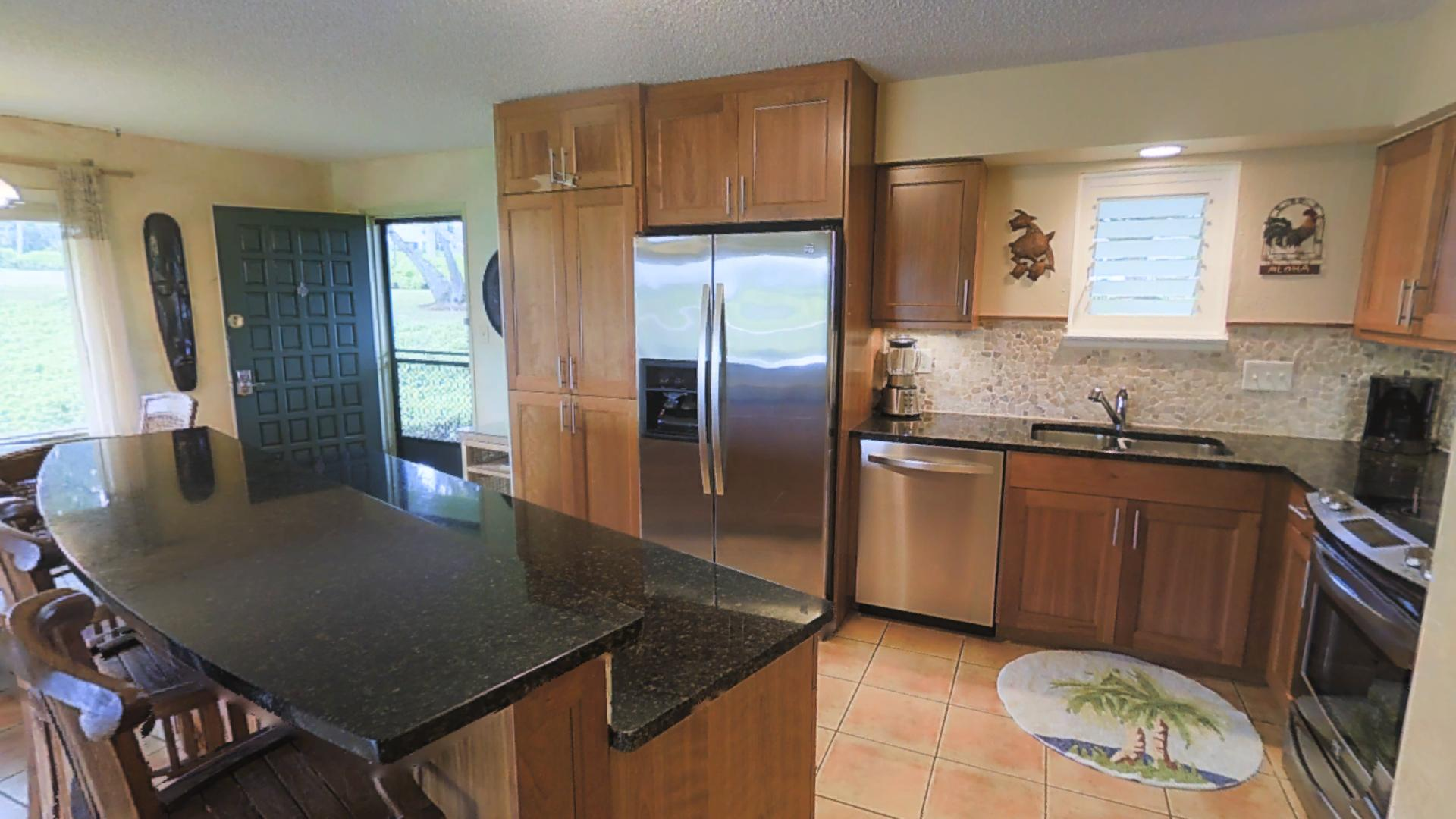 Princeville luxury condo for sale oceanfront kauai real for High end kitchen accessories