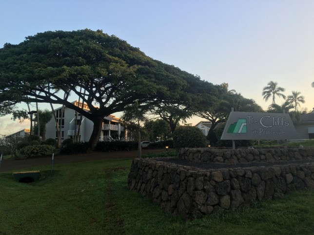 The Cliffs Kauai Vacation Rental Condos Managment Realtor Real Estate North Shore