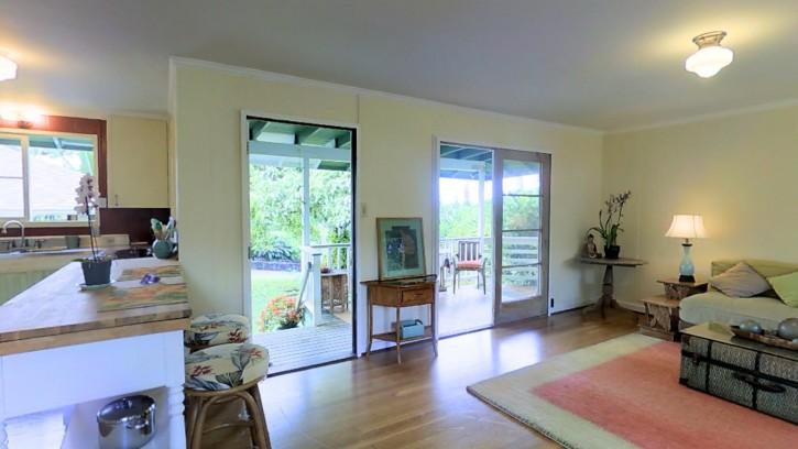 Kilauea Home For Sale Plantation Cottage Billy O'Sullivan Realtor