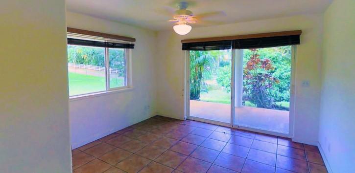 Kapaka Princeville Home For Sale Kauai North Shore Lanai 3