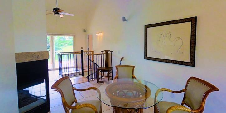 Kapaka Princeville Home For Sale Kauai North Shore Lanai Dining Revers